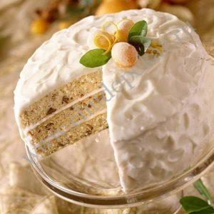 Рецепт глазури для торта.