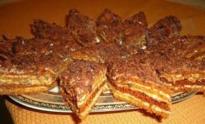 """Торт """"Мужской идеал""""."""