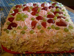 Торт сладкая жизнь.