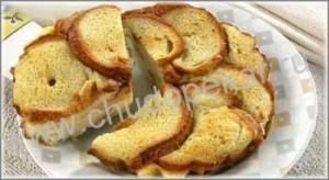 Рецепт пирога с сыром.