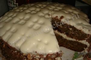 Быстрый, вкусный торт