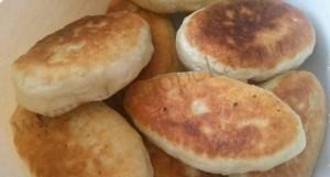 Пирожки из дрожжевого теста.