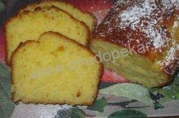 Лимонный кекс рецепт.