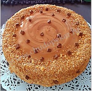 торт Коровка.