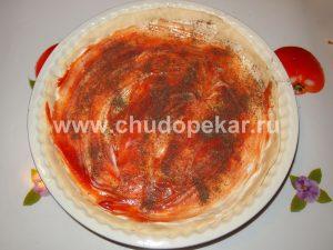 Добавляем кетчуп
